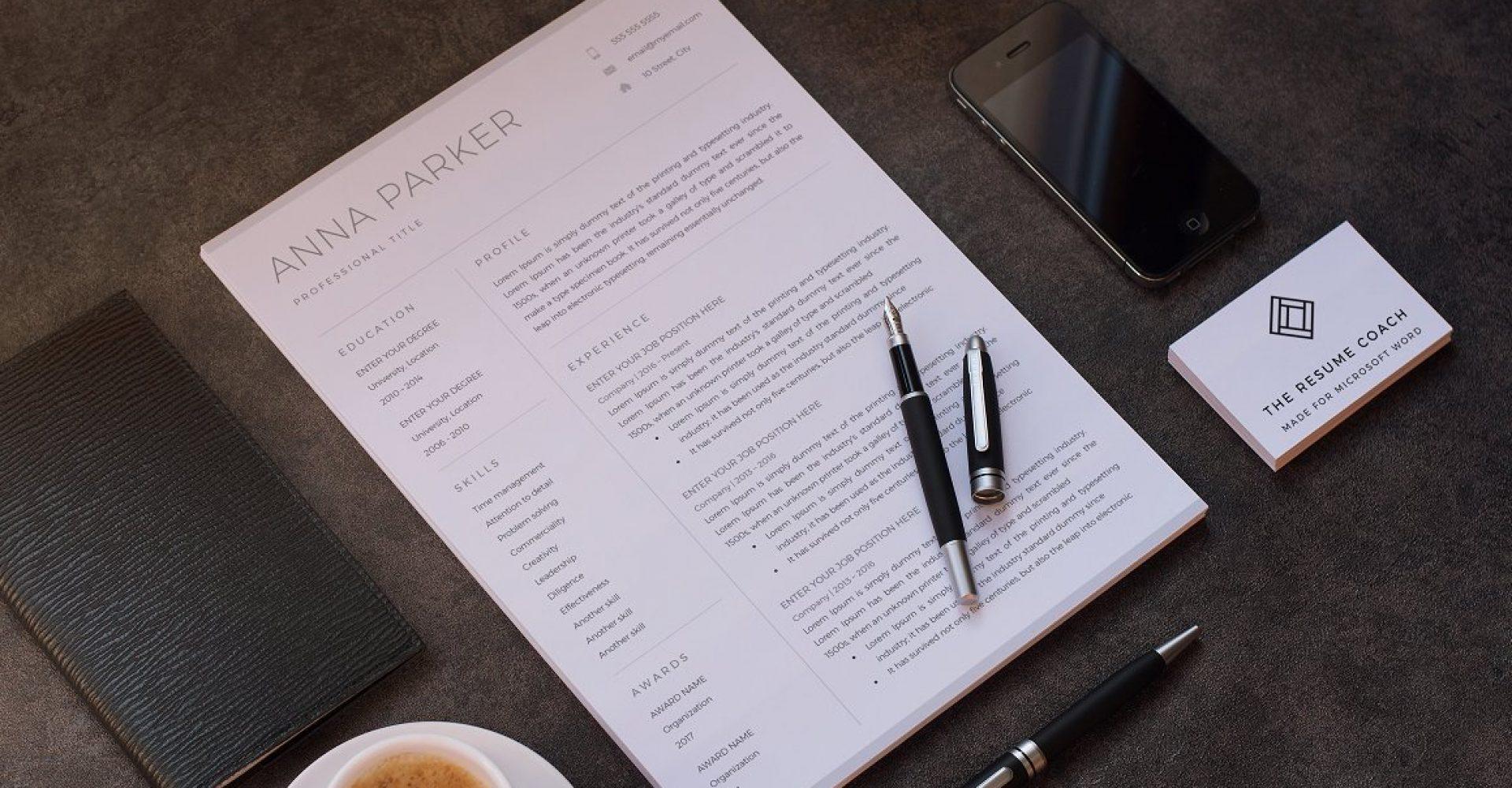Comment rédiger un CV de graphiste